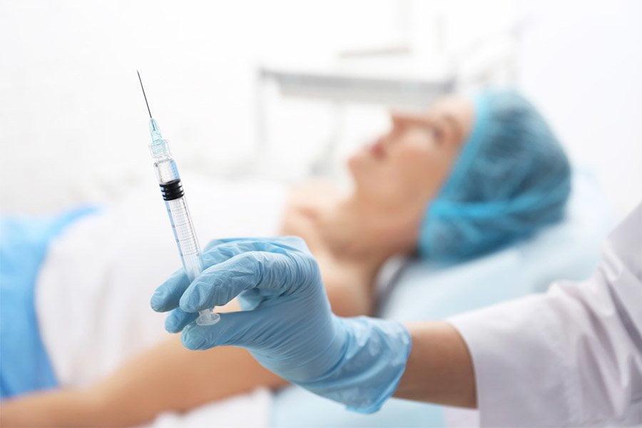 Botox - metoda usuwania zmarszczek