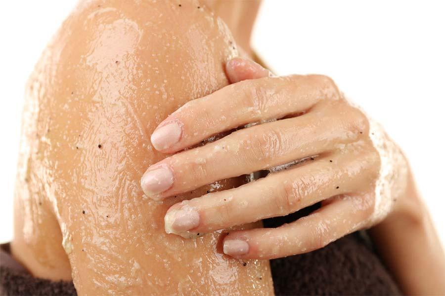 Peeling cukrowy – właściwości kosmetyczne
