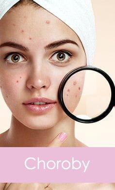 Choroby skóry - Kosmetolożki