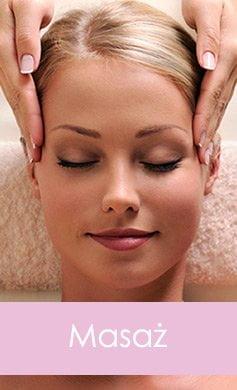 Masaż - Kosmetologa