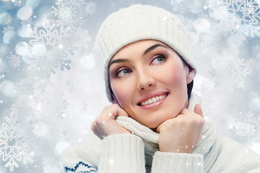 Pielęgnacja skóry zimą - jak robić to właściwie?
