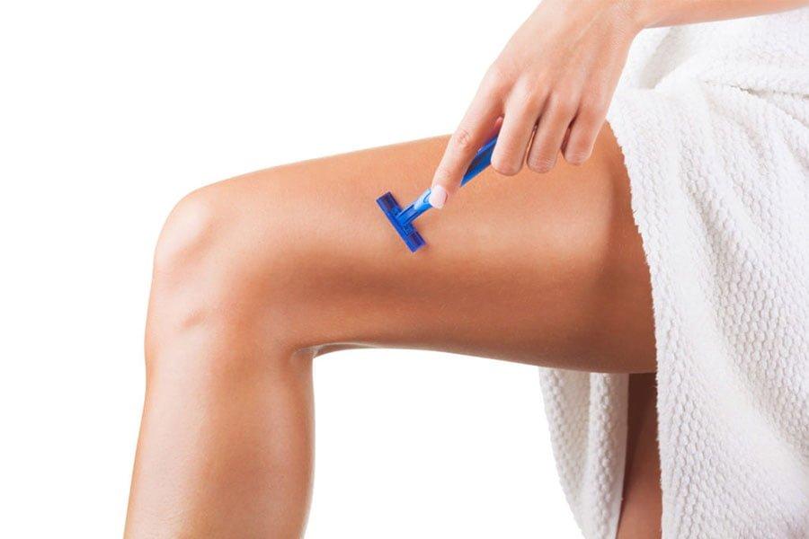 Golenie maszynką - najczęściej popełniane błędy