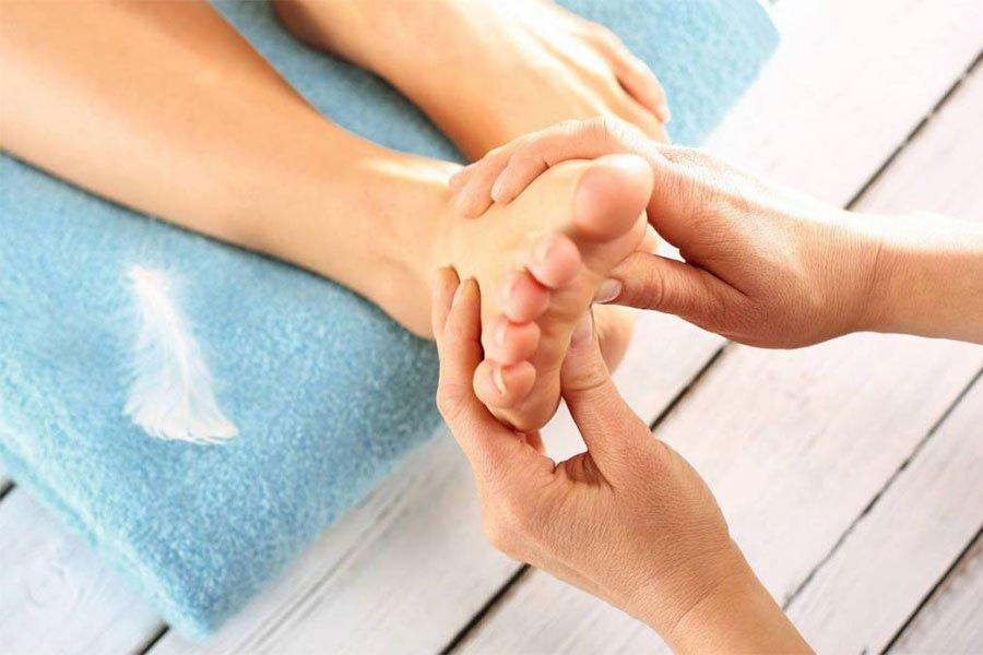 Odcisk na stopie - czym jest i jak go leczyć?