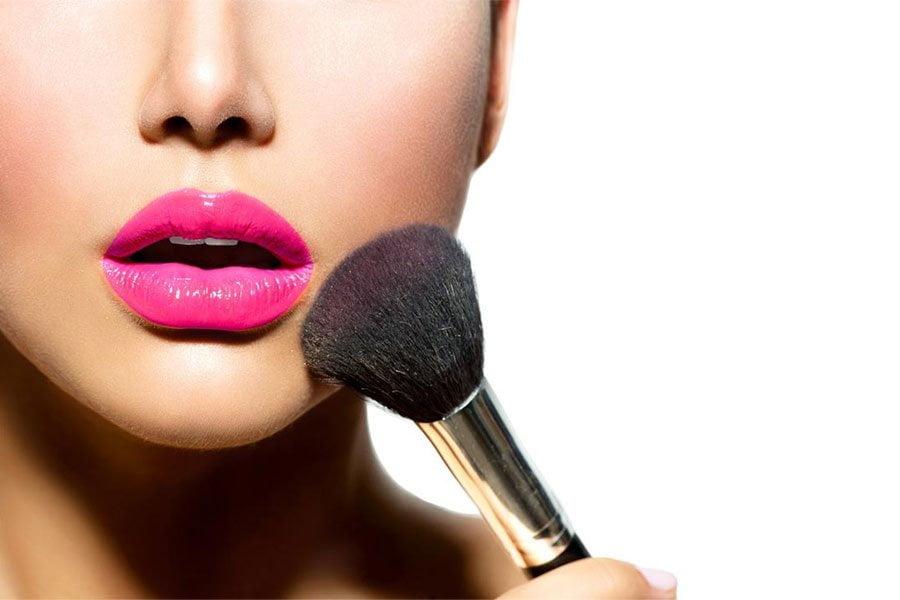 Makijaż - wykonanie krok po kroku