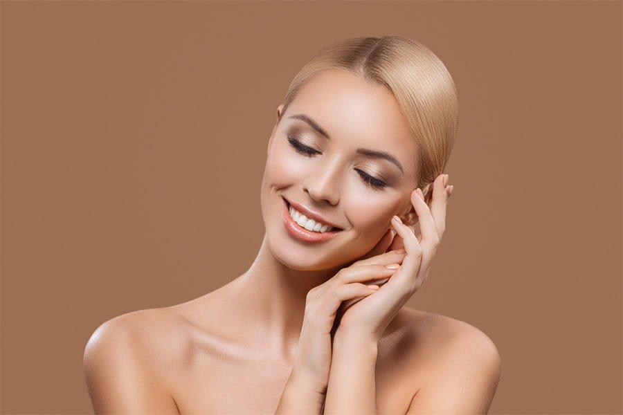Makijaż dla cery trądzikowej