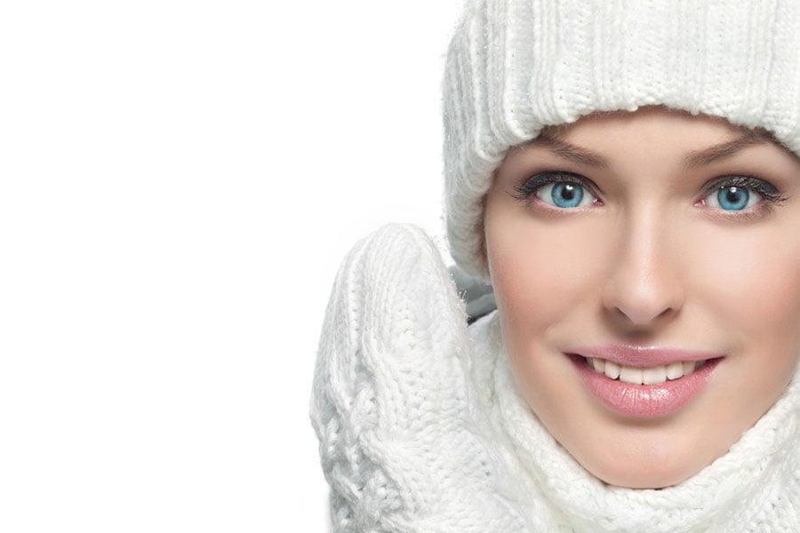 Zabiegi kosmetyczne zimą