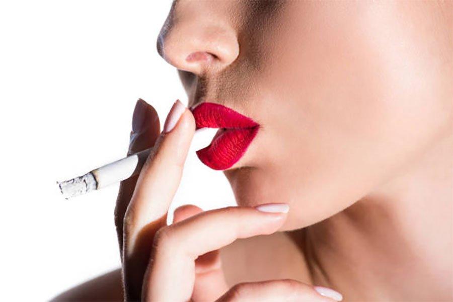 Jak palenie papierosów wpływa na skórę?
