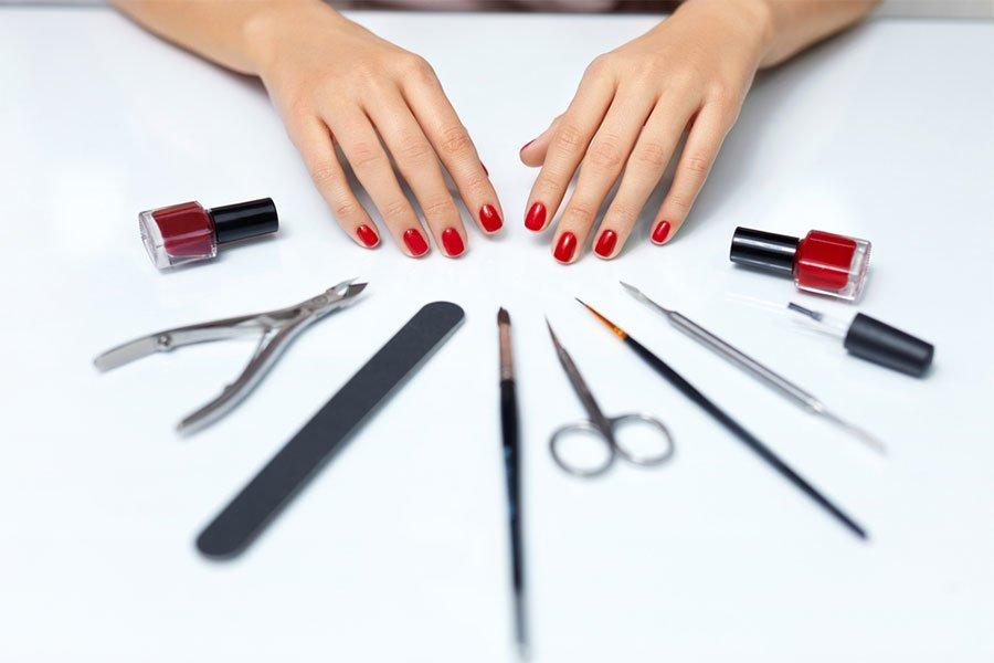 Akcesoria do manicure - charakterystyka