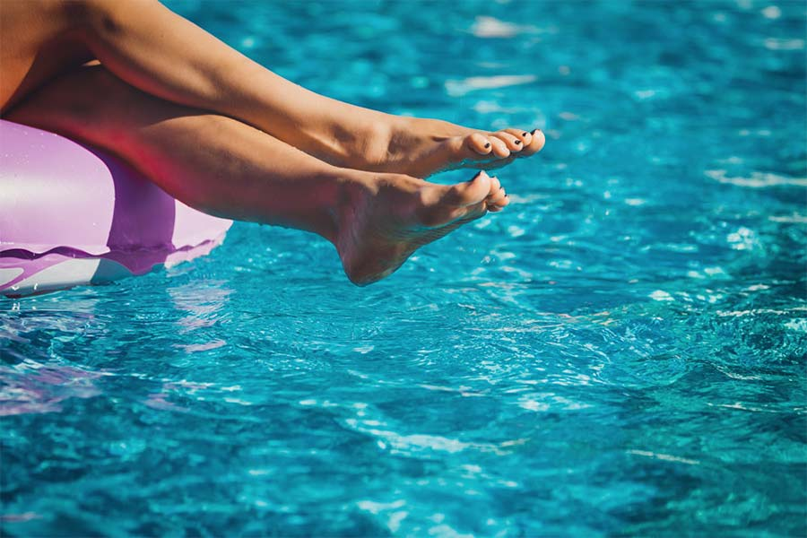 Grzybica stóp - przyczyny, objawy, leczenie