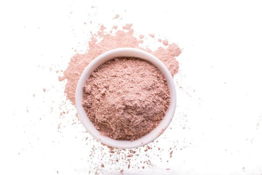 Glinka różowa - właściwości kosmetyczne