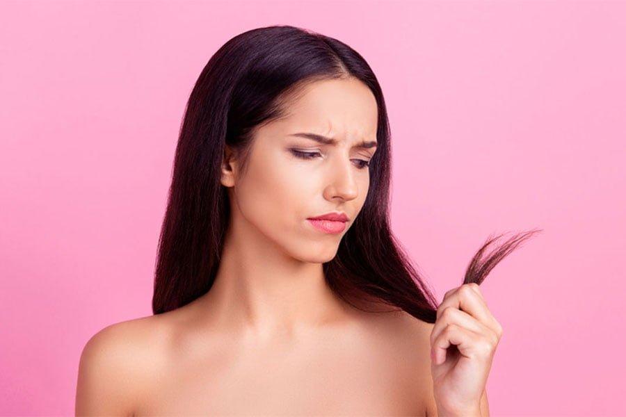 Włosy suche - pielęgnacja i odżywianie