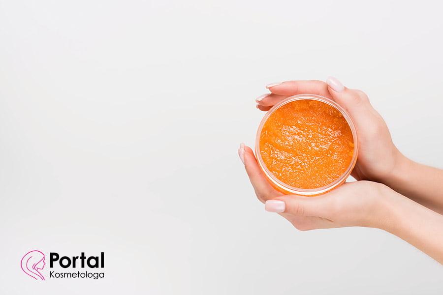 Peeling cukrowy - właściwości kosmetyczne