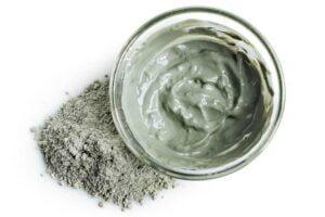 Glinka zielona – właściwości kosmetyczne