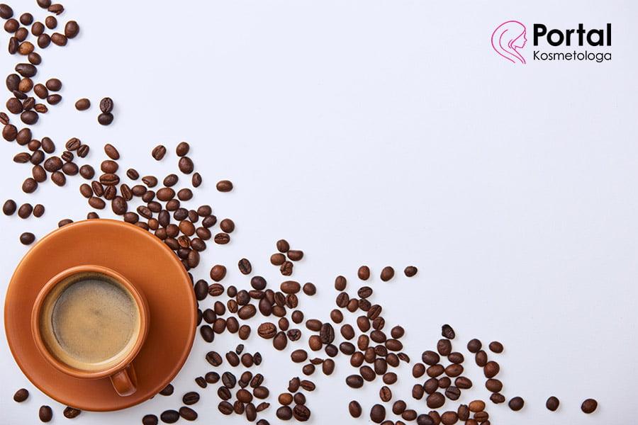 Kawa w kosmetyce