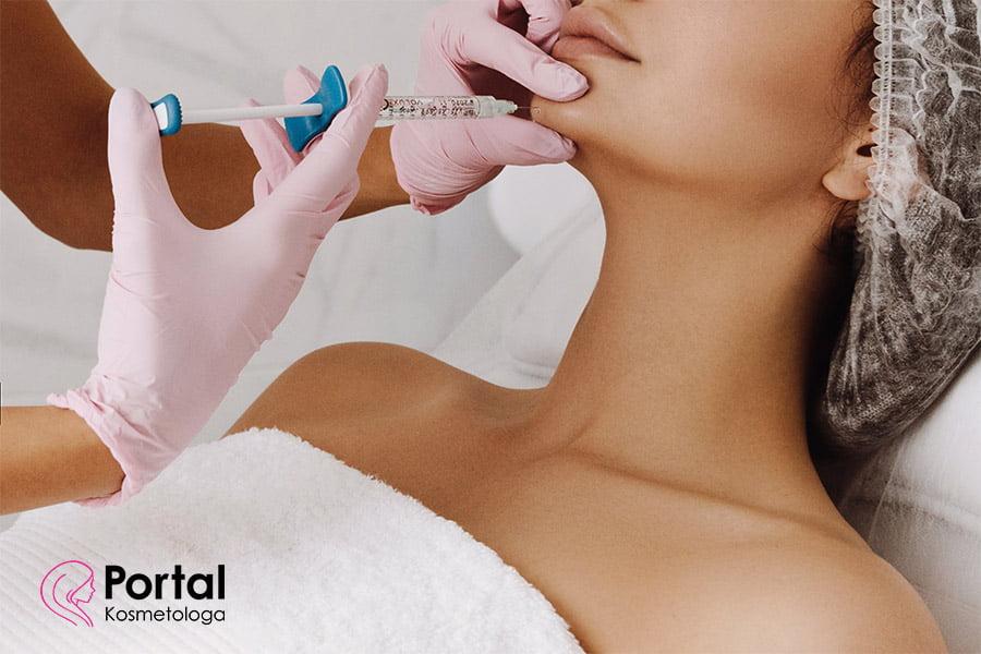 Botox - zastosowanie