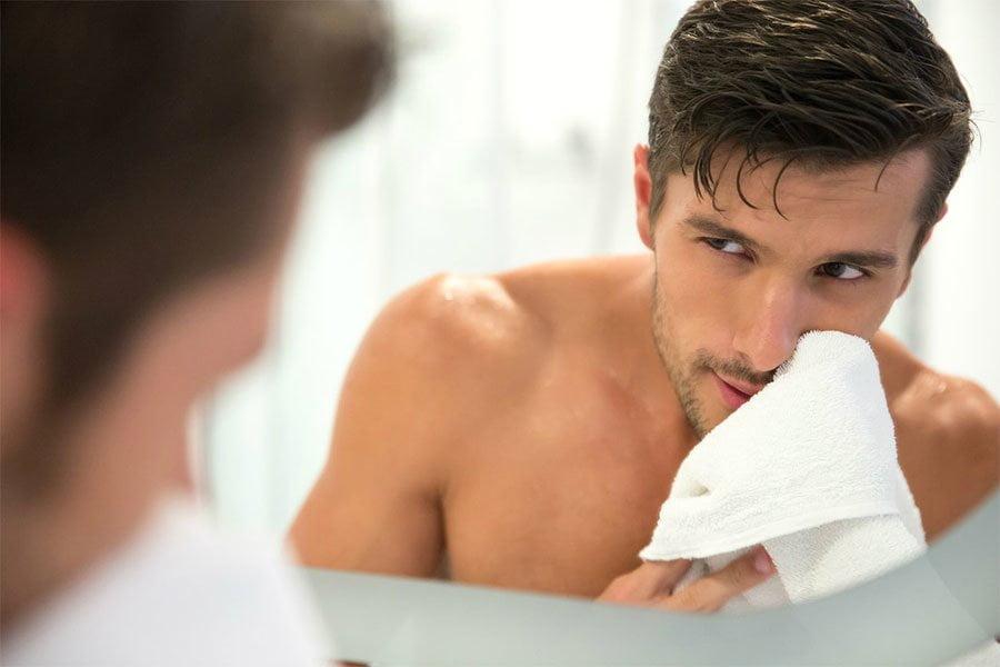Pielęgnacja skóry mężczyzny