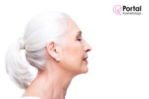 Pielęgnacja siwych włosów