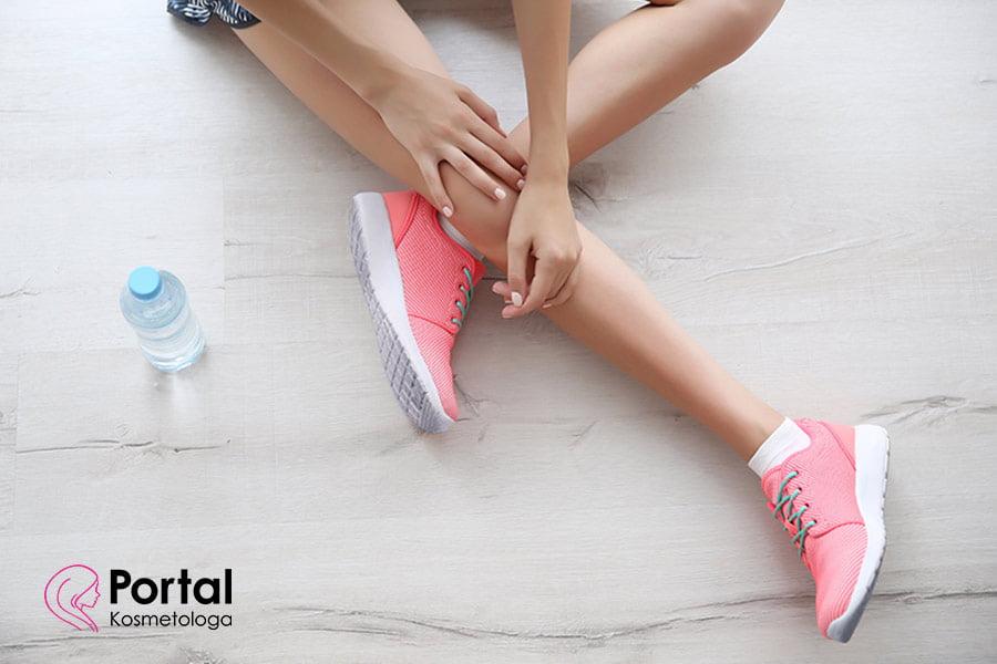 Ćwiczenia wzmacniające i rozciągające mięśnie stóp