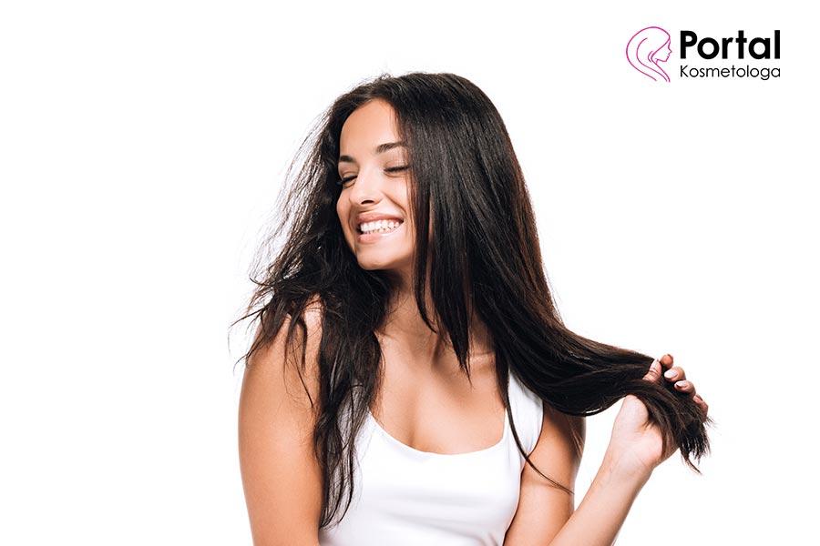 Puszące się włosy - sprawdzone sposoby