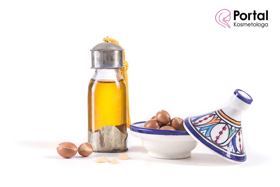 Olej arganowy w kosmetyce