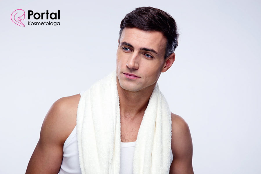 Higiena intymna mężczyzn