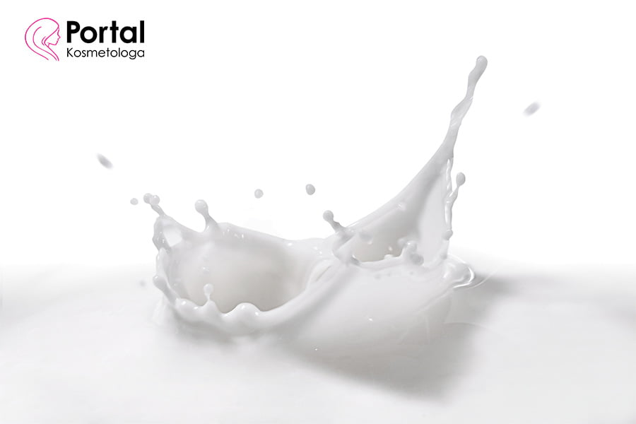 Mleko w kosmetyce