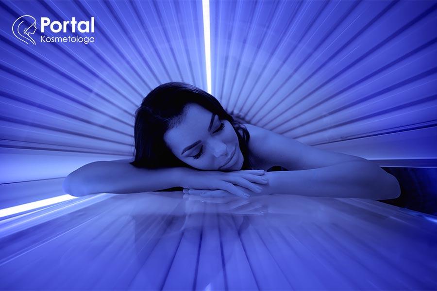Promieniowanie UV - wpływ na organizm