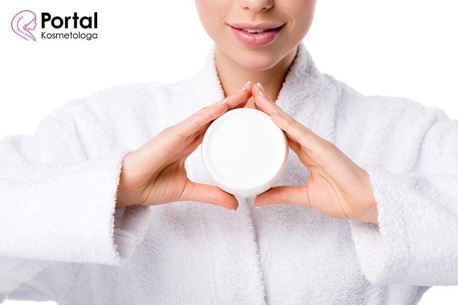 Składniki aktywne kosmetyków nawilżających