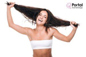 Elektryzujące włosy - jak im zaradzić?
