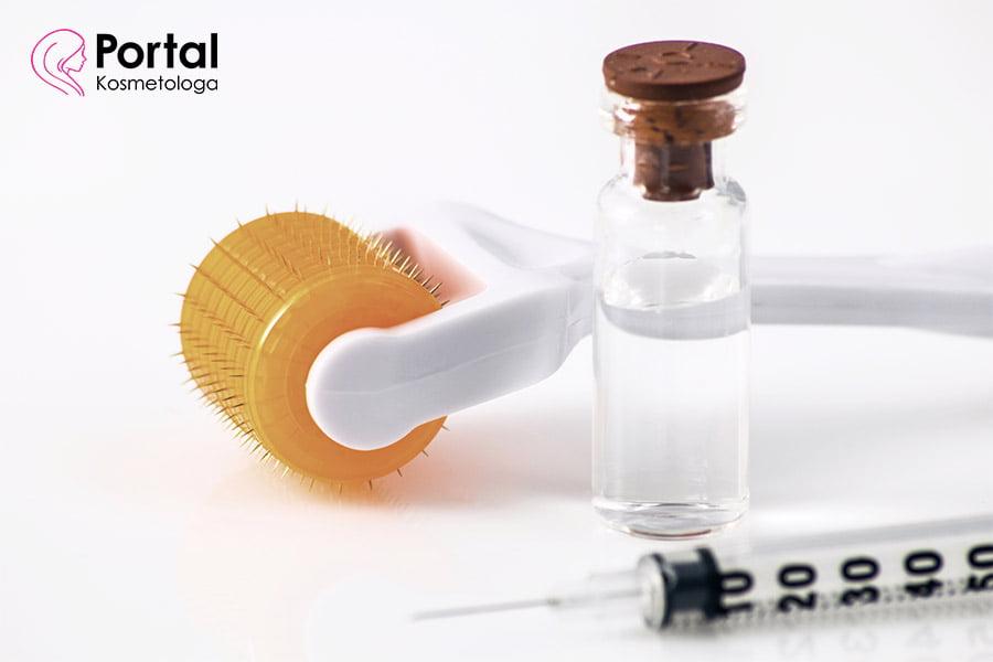Związki kosmetyczne pochodzenia białkowego