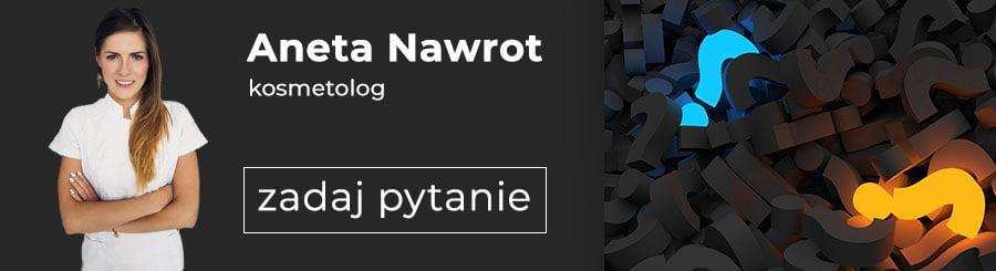 kosmetolog Aneta Nawrot