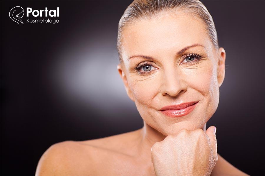 Składniki aktywne w pielęgnacji skóry dojrzałej