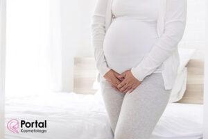 Nietzymanie moczu w ciąży