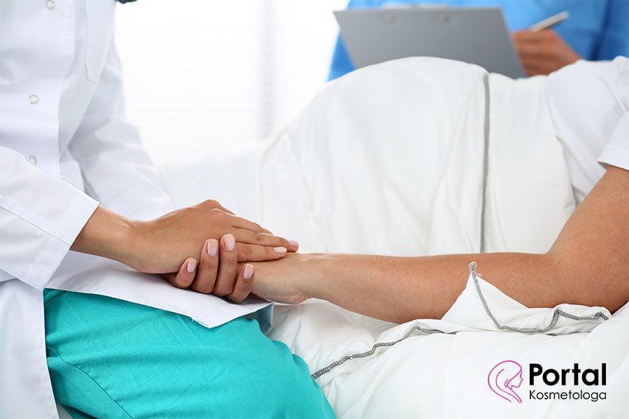 Poronienie - przyczyny, objawy