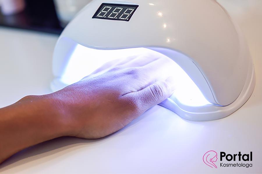 Promieniowanie UV a stylizacja paznokci