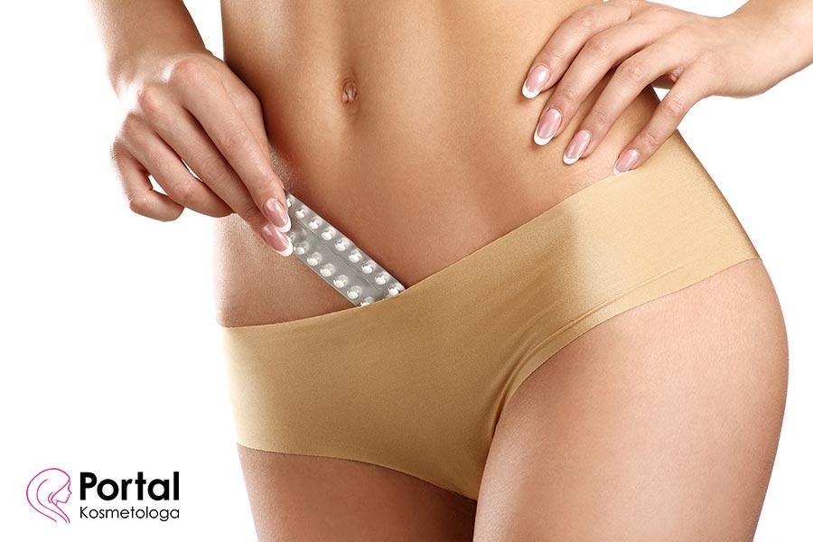 Antykoncepcja hormonalna a ciało kobiety