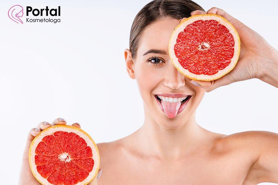 Owoce - źródło składników aktywnych