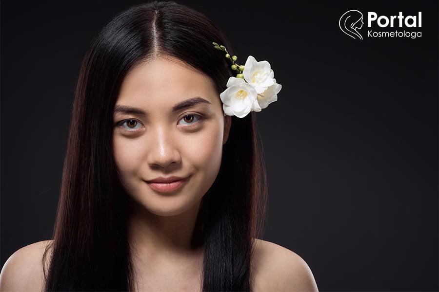 Azjatycka pielęgnacja skóry
