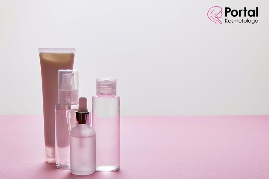 Substancje uczulające w kosmetykach