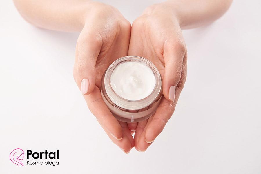 Penetracja związków aktywnych przez skórę