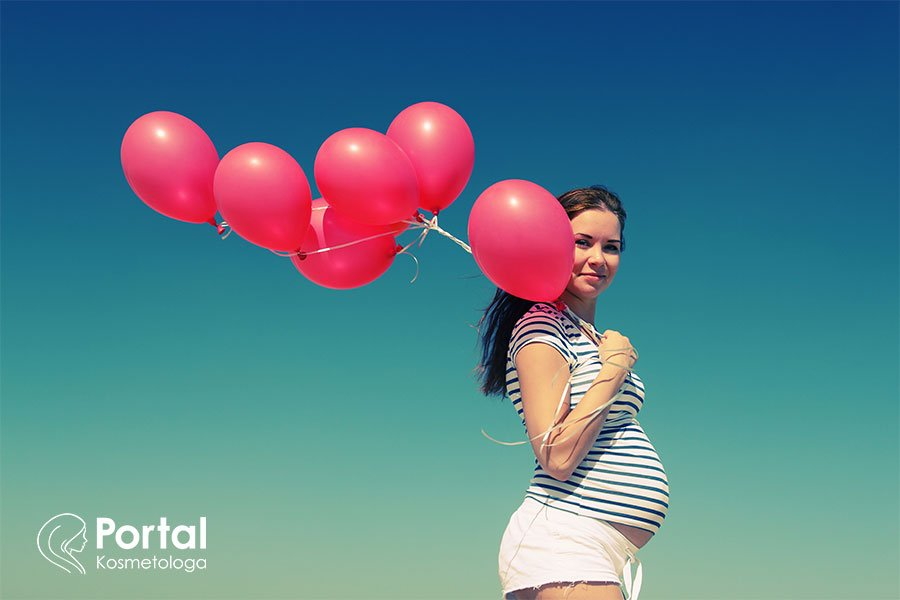 Pielęgnacja w czasie ciąży i laktacji
