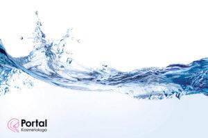 Akwaporyny w regulacji równowagi wodnej skóry