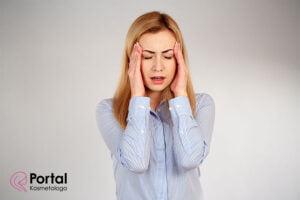 Jak stres wpływa na wygląd skóry?