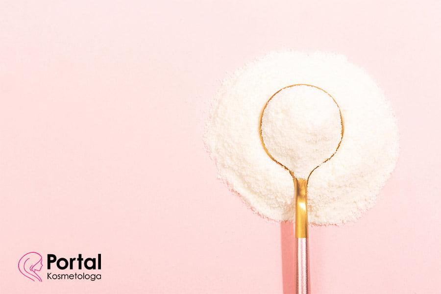 Naturalny kolagen - właściwości antyoksydacyjne