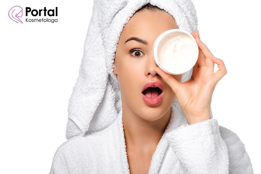 Nieorganiczne związki w kosmetykach