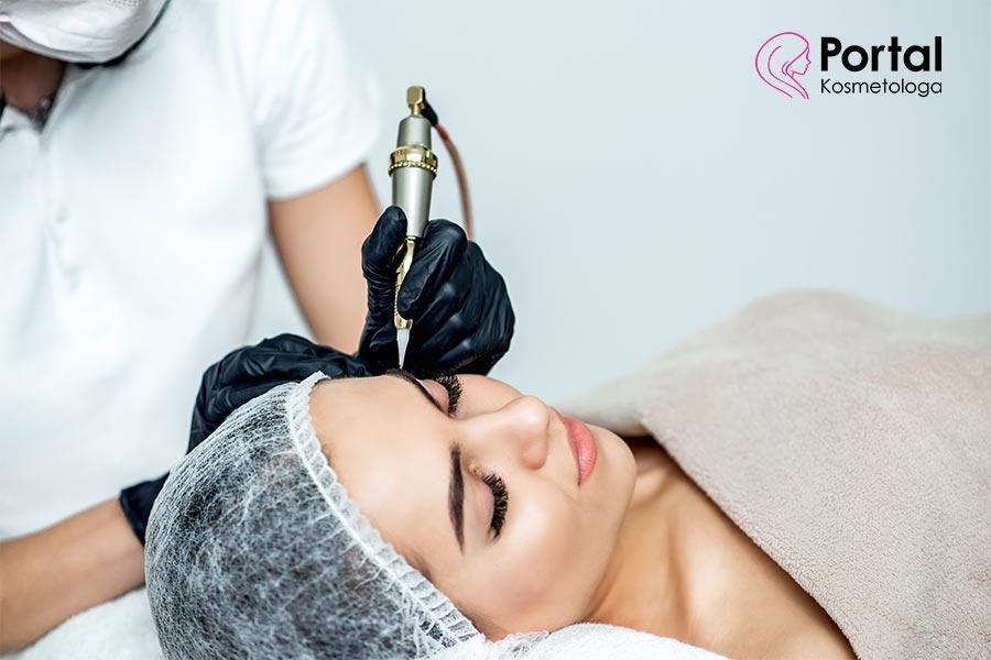 Makijaż permanentny a medycyna estetyczna