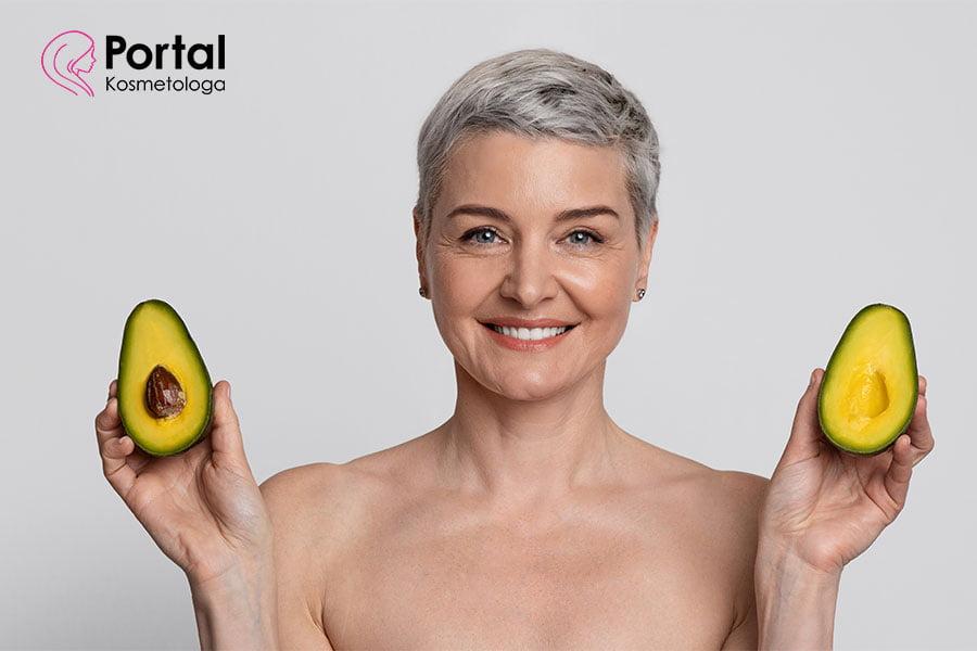Żywienie a stan skóry w okresie menopauzy