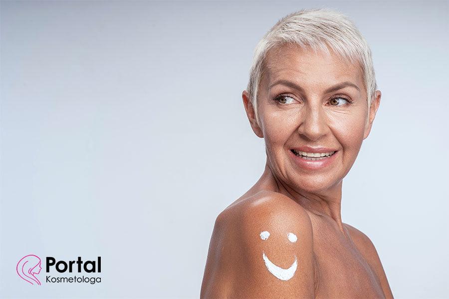Progeryna a starzenie się skóry