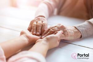 Choroba Parkinsona - zmiany skórne