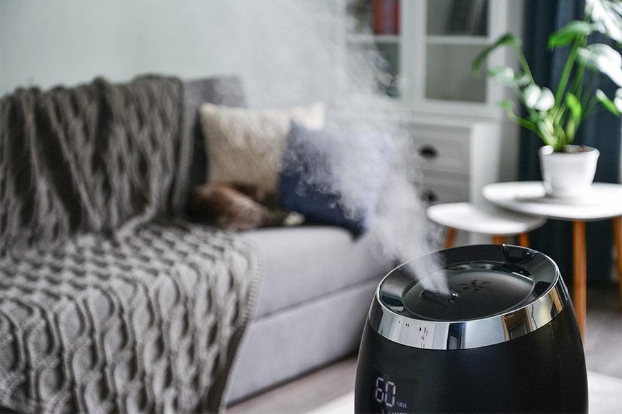 Nawilżacz powietrza, do czego służy?